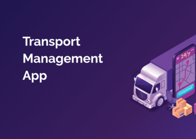 Transport Management App