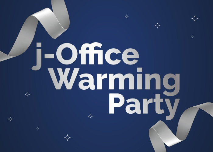 j-Office Warming Party